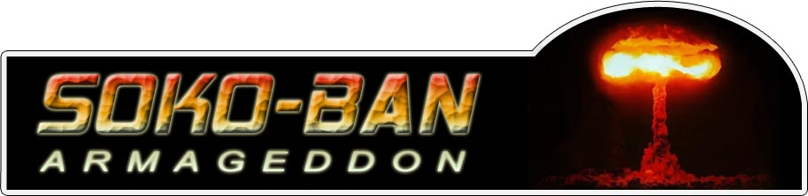 Sokoban Armageddon freeware game
